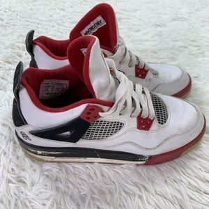 Boys Nike Air Jordan Flight Retro Gs Shoes